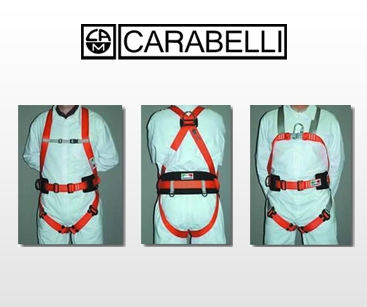 Full Body Harnesses With Work Positioning Belt