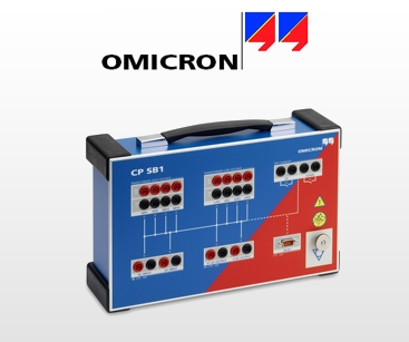 Switch box for fully automatic testing of three-phase power transformers