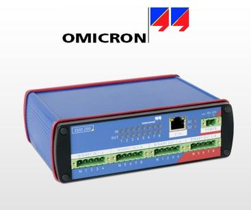 Binary input/output (I/O) terminal with IEC 61850 GOOSE interface